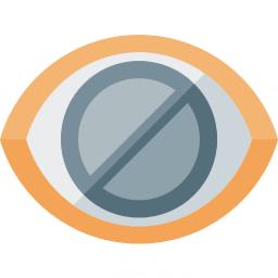 Eye Blind Icon 256x256