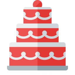 Fancy Cake Icon 256x256