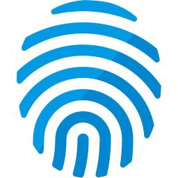 Fingerprint Icon 256x256