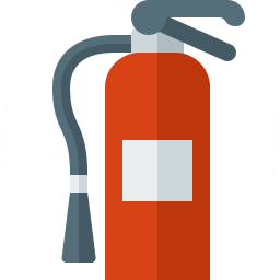 Fire Extinguisher Icon 256x256