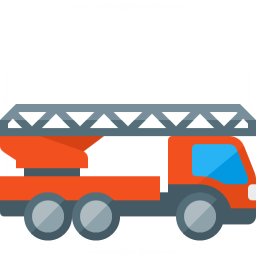 Fire Truck Icon 256x256