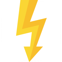 Flash Icon 256x256