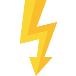 Flash Icon 256x256
