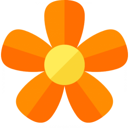 Iconexperience G Collection Flower Icon