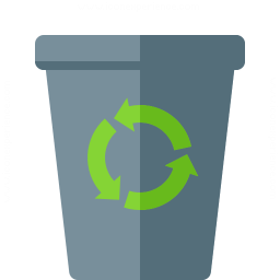 Garbage Icon 256x256