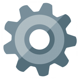 Gearwheel Icon 256x256