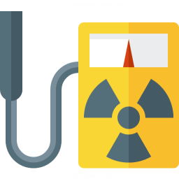 Geiger Counter Icon 256x256