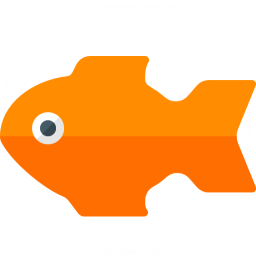 Goldfish Icon 256x256