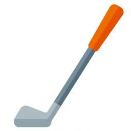 Golf Club Iron Icon 256x256