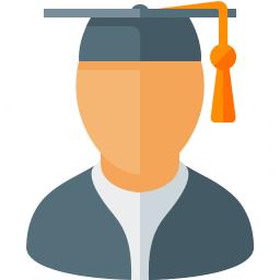 Graduate Icon 256x256