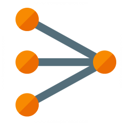 Graph Claw Icon 256x256