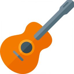 Guitar Icon 256x256