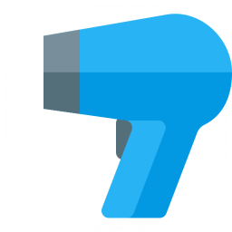 Hair Dryer Icon 256x256
