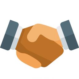 Handshake Icon 256x256