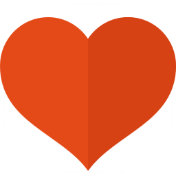 Heart Icon 256x256