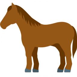 Horse Icon 256x256
