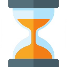 Hourglass Icon 256x256