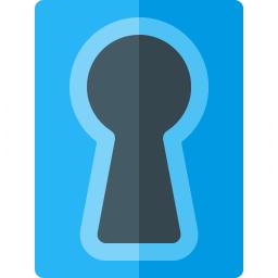 Keyhole Icon 256x256