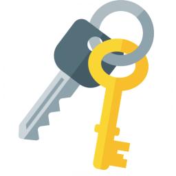 Keys Icon 256x256