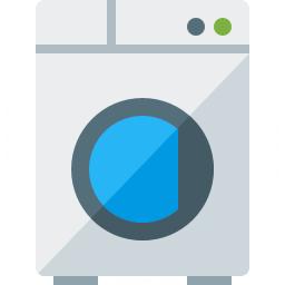 Laundry Machine Icon 256x256