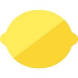 Lemon Icon 256x256