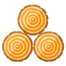 Logs Icon 256x256