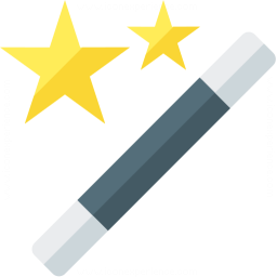 Magic Wand Icon 256x256