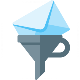 Mail Filter Icon 256x256