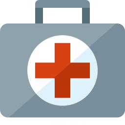 Medical Bag Icon 256x256