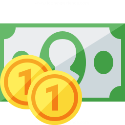 Money 2 Icon 256x256