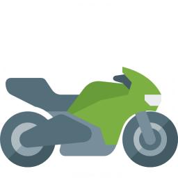 Motorbike Icon 256x256
