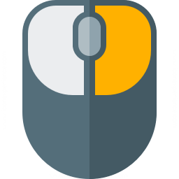 Mouse 2 Right Button Icon 256x256