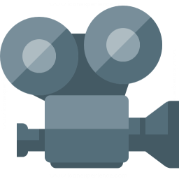 Movie Camera Icon 256x256