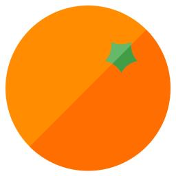 Orange Icon 256x256