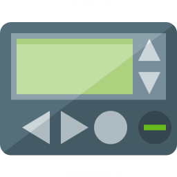 Pager Icon 256x256