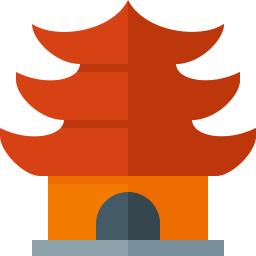 Pagoda Icon 256x256