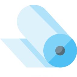 Paper Roll Icon 256x256