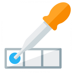 Pipette Test Icon 256x256