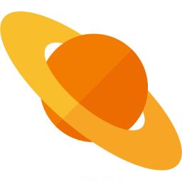 Planet Icon 256x256