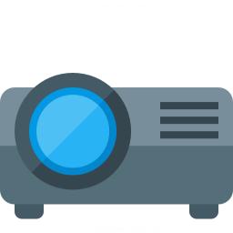 Projector Icon 256x256