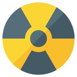 Radiation Icon 256x256