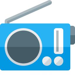 Radio Icon 256x256