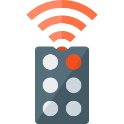 Remote Control Icon 256x256