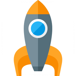Rocket Icon 256x256