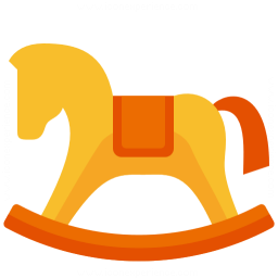 Rocking Horse Icon 256x256
