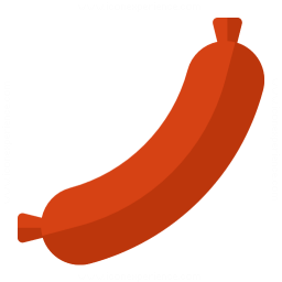 Sausage Icon 256x256
