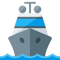 Ship 1 Icon 256x256