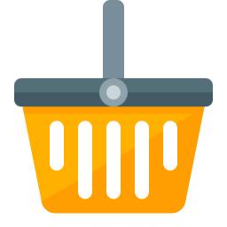 Shopping Basket Icon 256x256