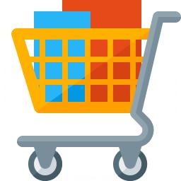 Shopping Cart Full Icon 256x256