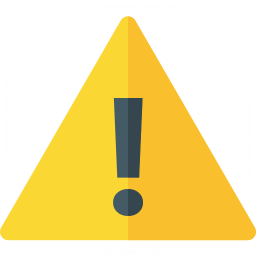 Sign Warning Icon 256x256